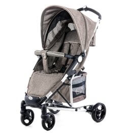 Moon Buggy Kiss - Brown Melange - 1