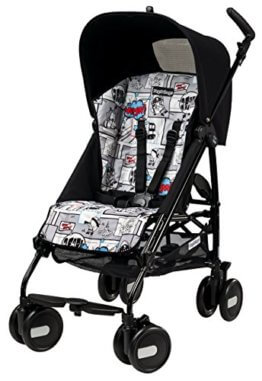 Peg Perego S2PM07CT00 Buggy Pliko Mini Classico, cartoon - 1